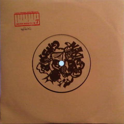 Rock/Pop Golden Ghost - The Orca & The Eskimo b/w O... Sun! (w/CD + Postcard) (VG+)