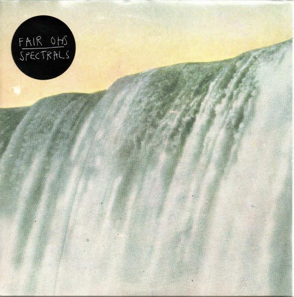 "Rock/Pop Fair Ohs / Spectrals - S/T 4 Song Split 7"" (Blue Vinyl) (VG+)"