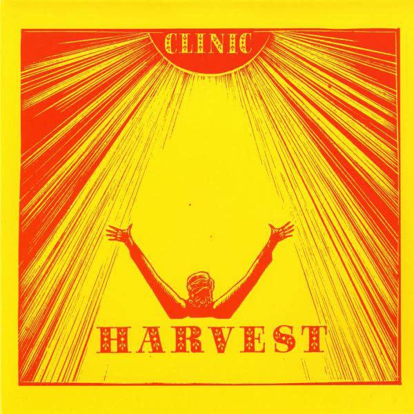 Rock/Pop Clinic - Harvest + 2 B-Sides (VG+)