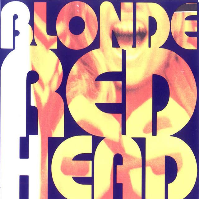 Rock/Pop Blonde Redhead - S/T (Astro Boy Blue Vinyl)