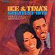 R&B/Soul/Funk Ike & Tina Turner - Ike & Tina's Greatest Hits (VG+)