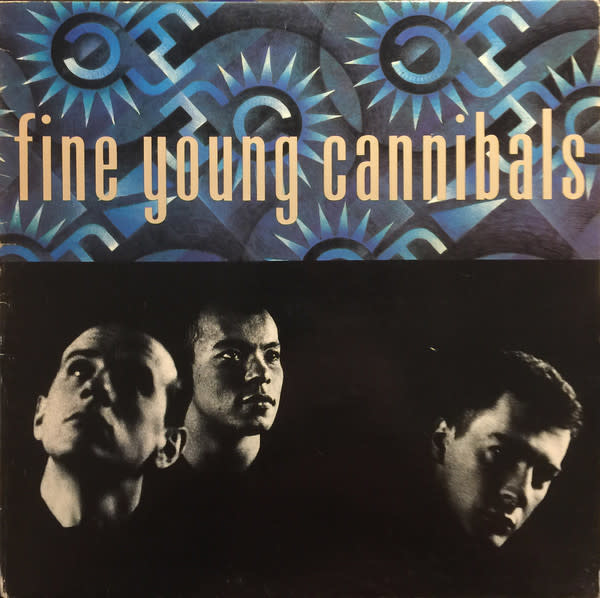 Rock/Pop Fine Young Cannibals - S/T (VG+)