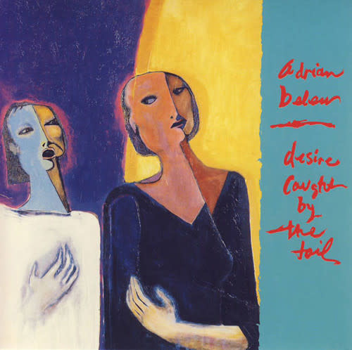 Rock/Pop Adrian Belew - Desire Caught By The Tail (VG++)