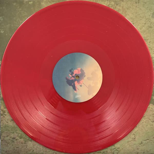 Rock/Pop Girls Names - Dead To Me (Red Vinyl) (VG+)