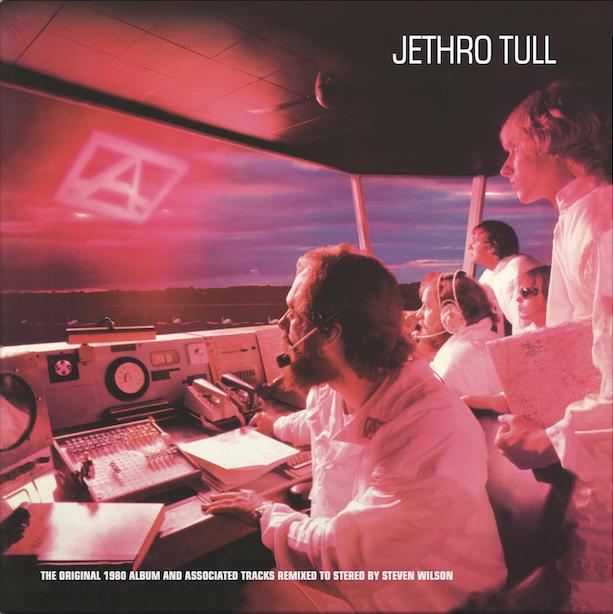 Rock/Pop Jethro Tull - A (2021 Steve Wilson Remix 180g)