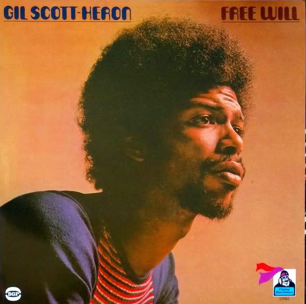 R&B/Soul/Funk Gil Scott-Heron - Free Will