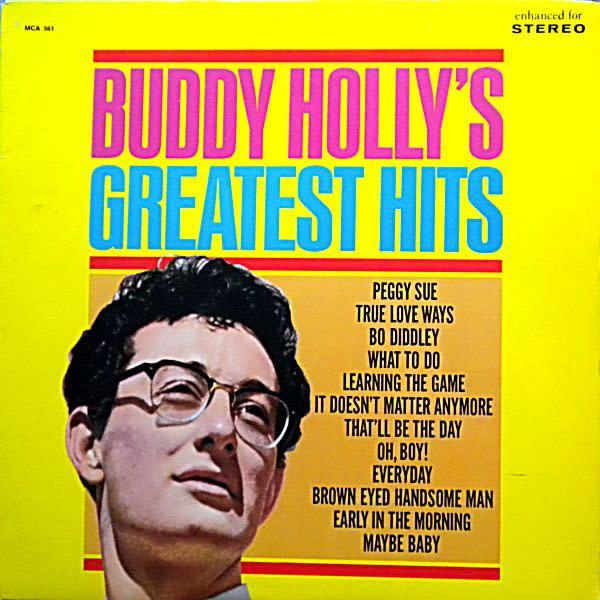 Rock/Pop Buddy Holly - Buddy Holly's Greatest Hits (VG+)