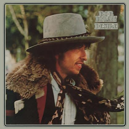 Rock/Pop Bob Dylan - Desire