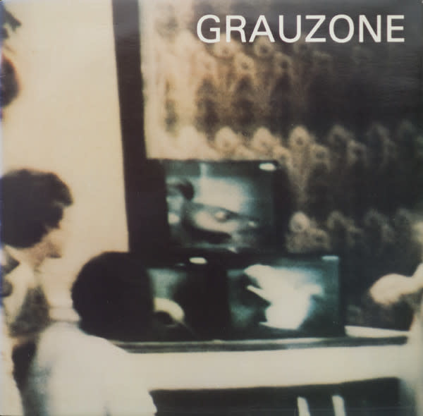 Rock/Pop Grauzone - S/T (Price reduced due to a crease in the upper right corner of the cover)