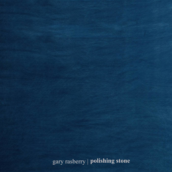 Local Gary Rasberry - Polishing Stone