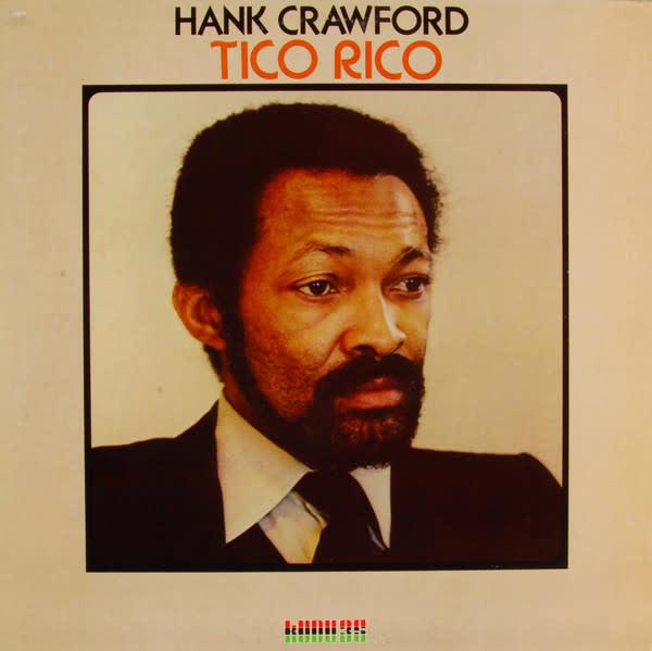 Jazz Hank Crawford - Tico Rico (VG)