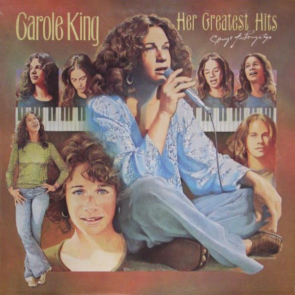 Rock/Pop Carole King - Her Greatest Hits (VG+)