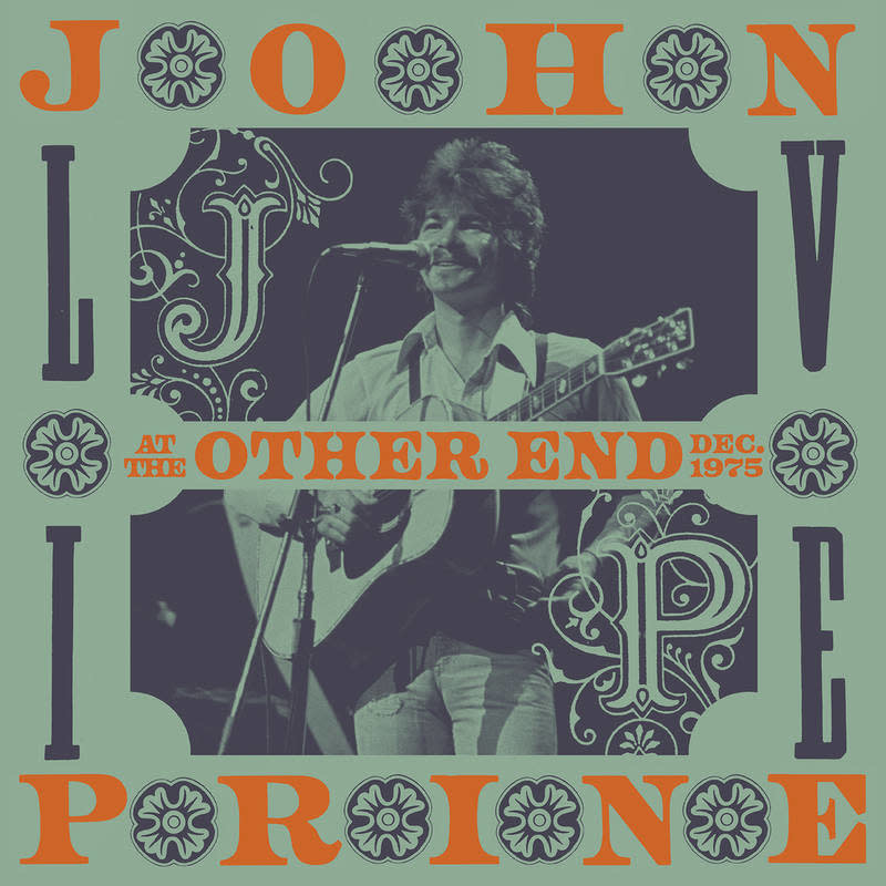Folk/Country John Prine - Live At The Other End Dec. 1975 (4LP Box Set)