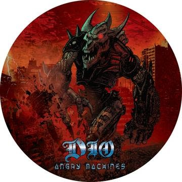 """Metal Dio - God Hates Heavy Metal (12"""" Picture Disc)"""