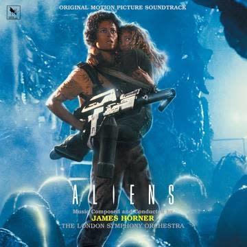 James Horner -  Aliens - Original Soundtrack 35th Annv. Ed (Yellow-Green Vinyl)