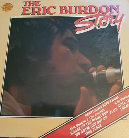 Rock/Pop Eric Burdon - The Eric Burdon Story (VG+)