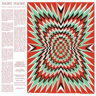 Electronic Golden Teacher - Bells From The Deep End (Hand Screen-Printed Sleeve) (VG++)