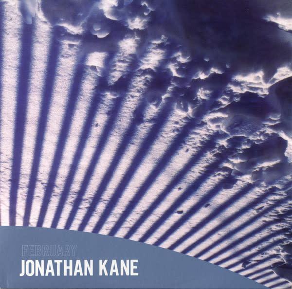 Rock/Pop Jonathan Kane - February (VG+)