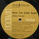 Folk/Country Dolly Parton - Here You Come Again (VG++)