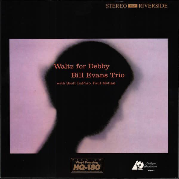 Jazz Bill Evans Trio - Waltz For Debby