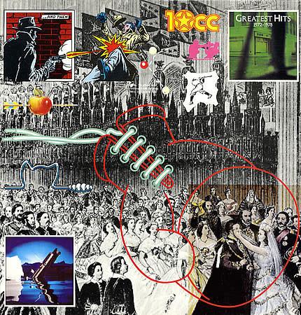 Rock/Pop 10cc - Greatest Hits 1972-1978 (VG+)