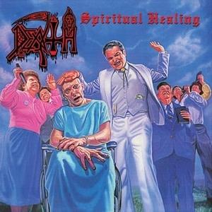 Metal Death - Spiritual Healing (Custom Butterfly with Splatter Edition)