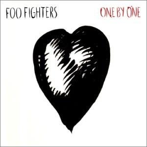 Rock/Pop Foo Fighters - One By One
