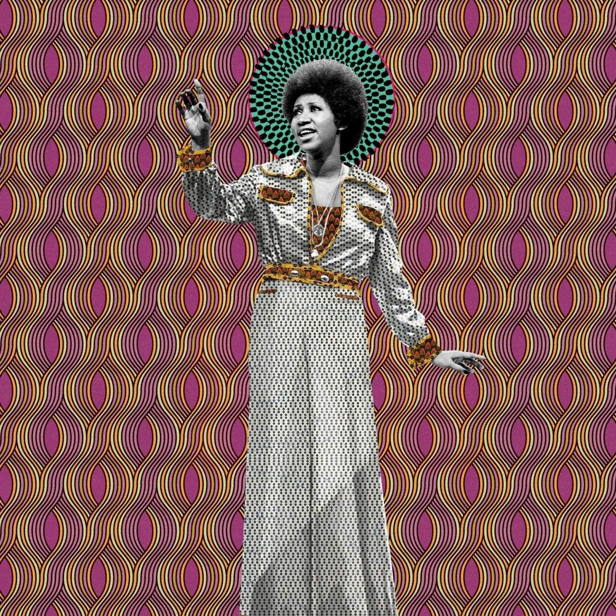 R&B/Soul/Funk Aretha Franklin - Aretha (2LP Career Retrospective)