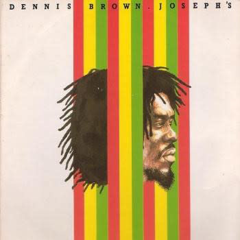 Reggae/Dub Dennis Brown - Joseph's Coat Of Many Colours (Germany Press) (VG+, small sticker on cover)