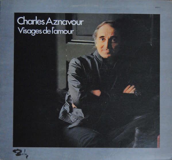 World Charles Aznavour - Visages De L'Amour (VG)
