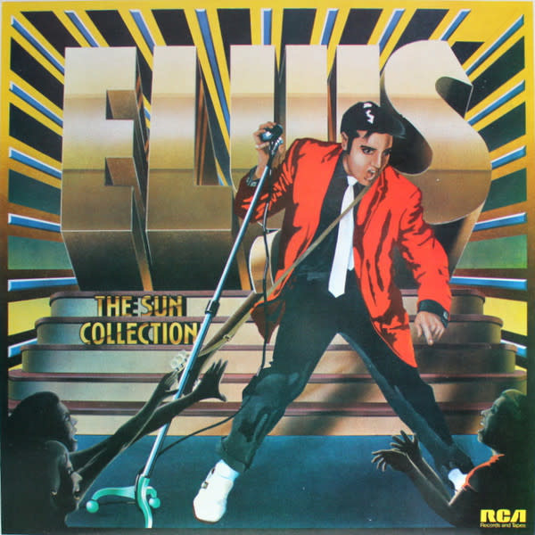 Rock/Pop Elvis Presley - The Sun Collection (UK Press) (VG+)