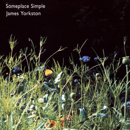 Rock/Pop James Yorkston - Someplace Simple (VG++, 3 in. top seam split)