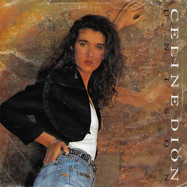 """Rock/Pop Celine Dion - Unison 12"""" (VG+)"""