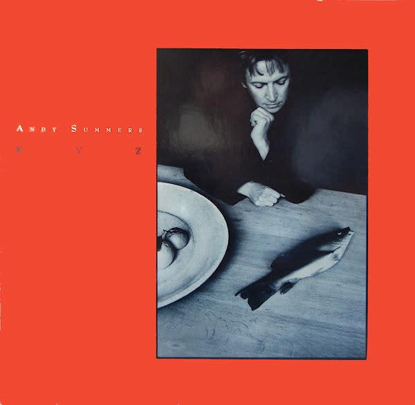 Rock/Pop Andy Summers - XYZ (VG+)