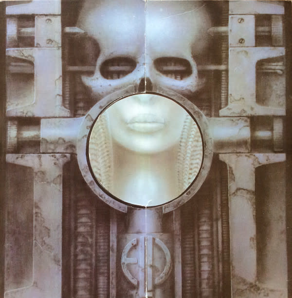 Rock/Pop Emerson, Lake & Palmer - Brain Salad Surgery (VG+, small rip on back cover)