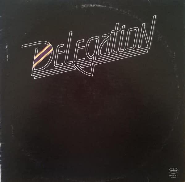 R&B/Soul/Funk Delegation - S/T (VG, creases + 1in. spine split)