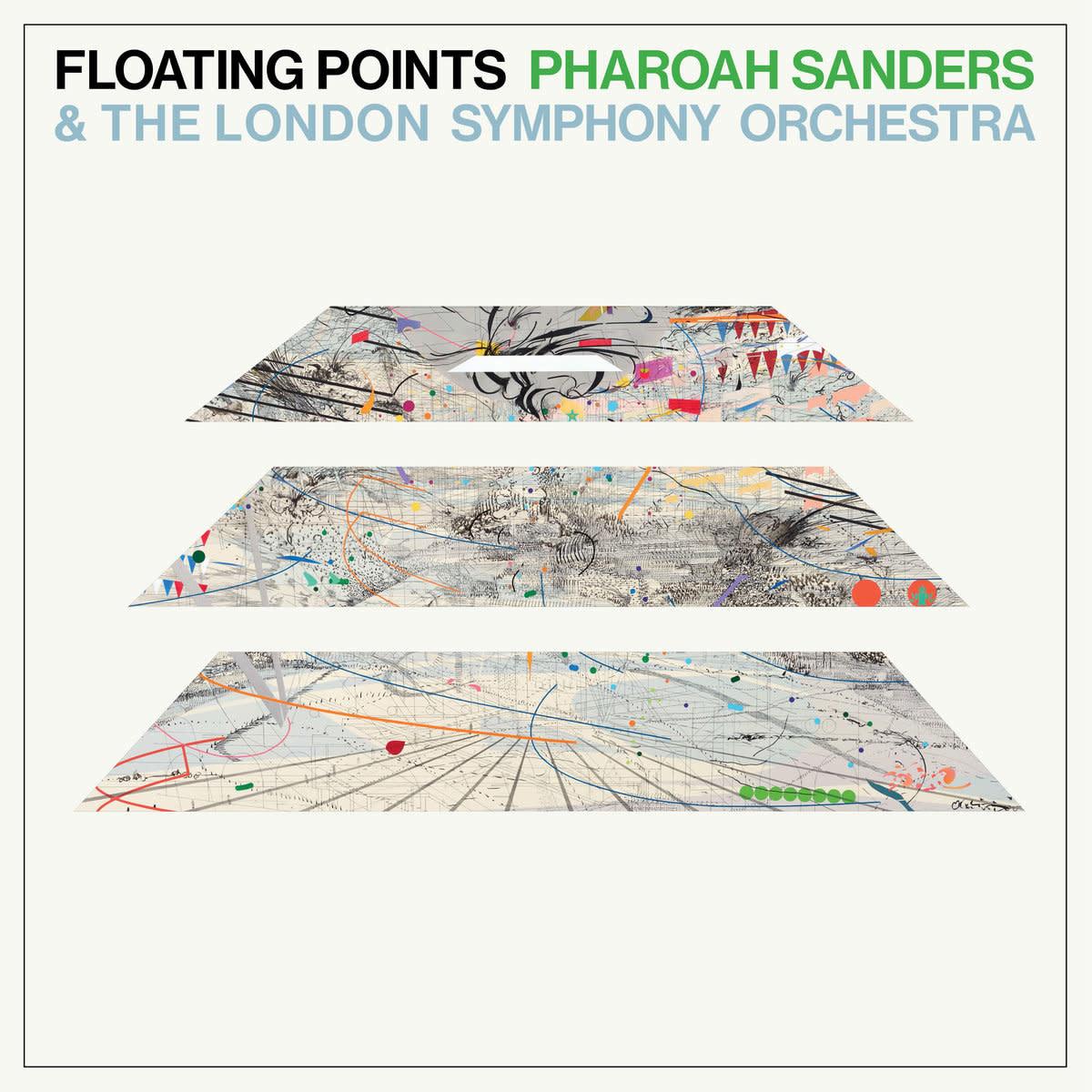 Jazz Floating Points, Pharoah Sanders & The London Symphony Orchestra - Promises