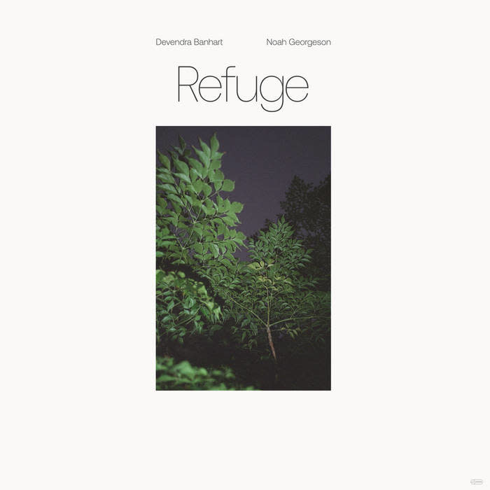Rock/Pop Devendra Banhart & Noah Georgeson - Refuge