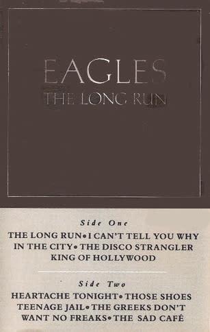 Rock/Pop Eagles - The Long Run