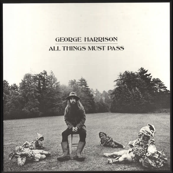 Rock/Pop George Harrison - All Things Must Pass 50th Annv. Ed. (8x180g LP Boxset + Book)