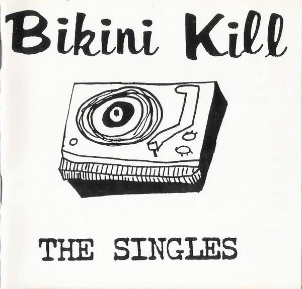 Rock/Pop Bikini Kill - The Singles