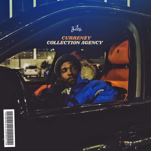 Hip Hop/Rap Curren$y - Collection Agency (Blue Vinyl)