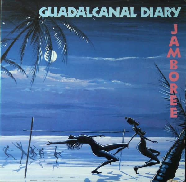 Rock/Pop Guadalcanal Diary - Jamboree (VG+)