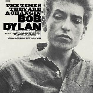 Rock/Pop Bob Dylan - The Times They Are A-Changin'