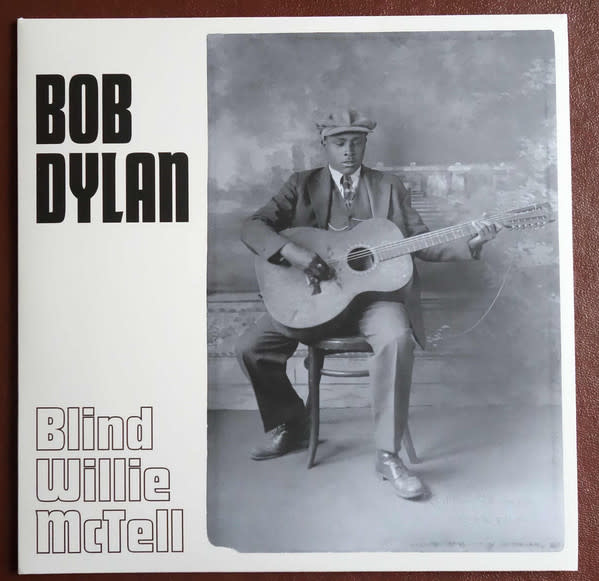 Rock/Pop Bob Dylan - Blind Willie McTell (Indie Exclusive)