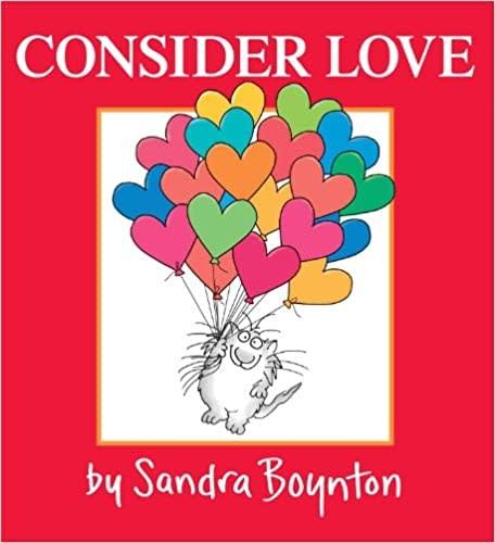 Kids Consider Love - Sandra Boynton