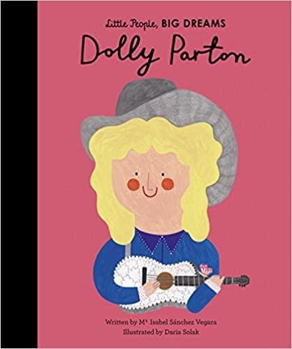 Childrens Dolly Parton - Maria Isabel Sanchez Vegara