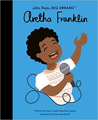Childrens Aretha Franklin - Maria Isabel Sanchez Vegara