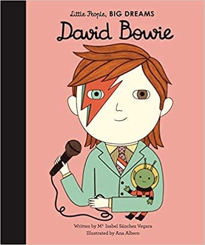 Childrens David Bowie - Maria Isabel Sanchez Vegara
