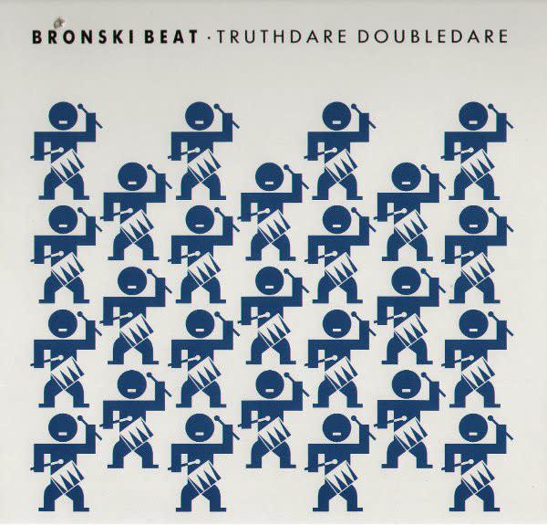 Rock/Pop Bronski Beat - Truthdare Doubledare (Still Sealed; Hole Punch)